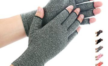 Arthritis Gloves,Duerer Compressions Gloves,Women and Men Relieve Pain from Rheumatoid, RSI, Carpal Tunnel, Hand Gloves for Dailywork, Hands and Joints Pain Relief