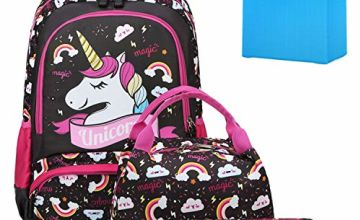 Kids Backpack Unicorn Bag Girls School Bags for Girls School Backpack Unicorn Backpacks for Girls for School Bags for Teenage Girls Gifts