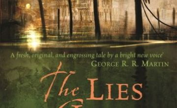 "Today only: ""The Lies of Locke Lamora"" and more from 99p"