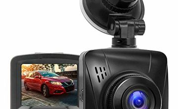 "Dash Cam【2020 Newest Model】1080P FHD WiFi Car Dash Camera Dashcams for Cars,170° Wide Angle,2.0"" LCD,WDR,Dedicated App,Super Night Vision,Emergency Lock,Loop Recording,Parking Mode"