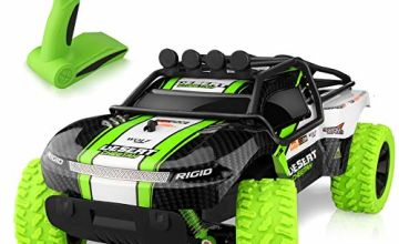 Growsland Remote Control Car, Kids Toys Multi-Terrain Radio Controlled Off-road Racing Vehicles Trucks Buggy Electric Stunt RC Car Gifts for Boys Girls Indoor Outdoor Game Birthday Christmas