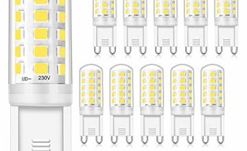G9 Warm White Cool White dimmable