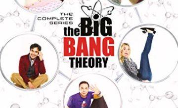 25% off on Big Bang Theory Complete Boxset (Blu-ray & DVD)