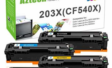 Aztech Compatible Toner Cartridge Replacement for HP 203X