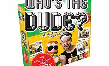 Who's The Dude? The Hilarious Double Act Charade Game