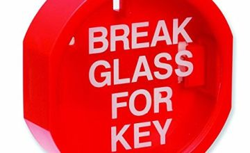 Firechief KB2 Flat Side Break Glass Key box