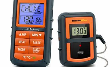 ThermoPro TP07 Wireless Kitchen Food Cooking Thermometer for