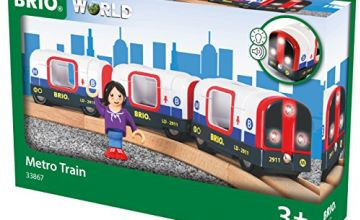 BRIO World - Metro Tube Train