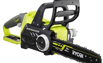 25% off Ryobi ONE+ Brushless Chain Saw