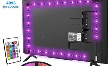 SYOSIN LED Strip Lights TV LED Backlights