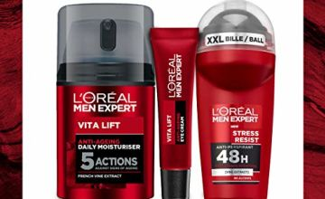 20% off L'Oreal Men Expert Skin Sets