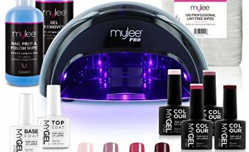 Up to 25% off Gel Nail Kits and Accessories by Mylee