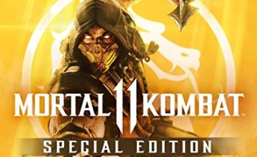 Save on Mortal Kombat 11 Special Edition (Amazon Exclusive) (PS4) and more