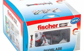 Fischer 545677 DUOBLADE, Grey, Red
