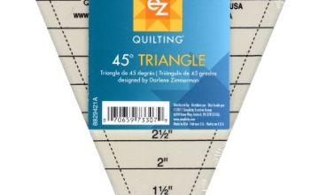 Simpli-EZ 8829421 45-Degree Triangle Quilting Tool