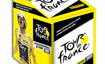 Panini France SA SA-50 Envelopes Tour de France 2019, 2508-004