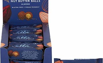 Deliciously Ella Hazelnut Nut Butter Balls