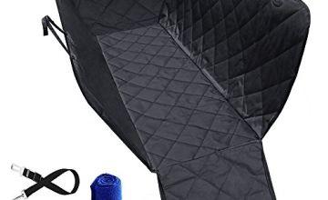 Tegollus Dog Car Seat Covers, Heavy Duty & Waterproof, Machine Washable Dog Hammock