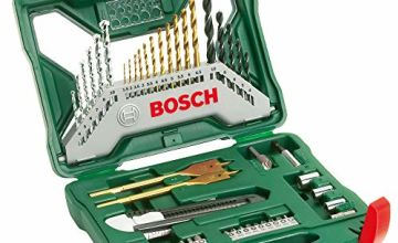 Save on Bosch 2607019327 X-Line Accessory Set, 50 Pieces