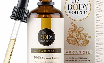Pure and Organic Argan Oil by The Body Source