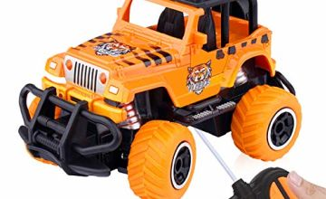 Toy for 3-12 Years Old Boys,RC Car Toy Remote Control Motor