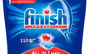 Save on Finish All In 1 Max Original Dishwasher Tablets, 110 Tabs and more