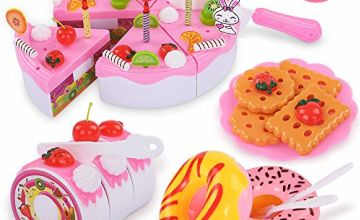 TEMI Pretend Play Food for Kids
