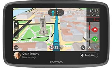 Up to 40% off TomTom Sat Navs and Accessories