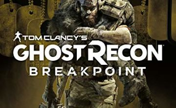 Save on Tom Clancy's Ghost Recon Breakpoint Gold Edition (PS4) and more