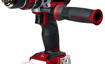 Einhell 4513860 TE-CD18BN Power X-Change Cordless Brushless Impact Drill, 18 V, Red