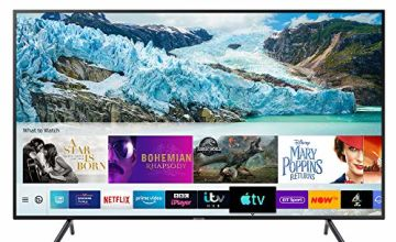 Up to 30% off TVs from Samsung, LG and Philips