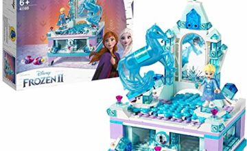 Up to 20% on LEGO Frozen & Friends