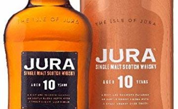 Up to 40% on Jura 10 and Bushmills whiskey