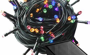 Solar String Lights 100-500 LED with 8 Light Effects