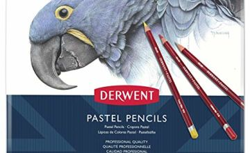 Save on Derwent Pastel Pencils, Set of 24, Professional Quality, 32992, Multicolor and more