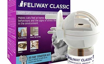 Help calm your pets by saving on Feliway and Adaptil products