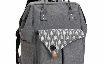 Lekesky Laptop Backpack 15.6 Inch Computer Rucksack for Men Women, Black …