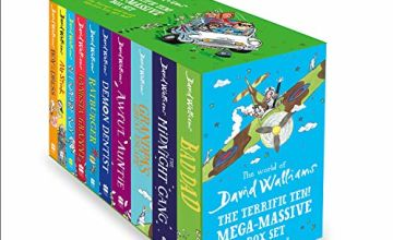 Collection of David Walliam's Children's Books