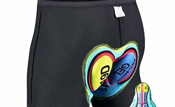 HTTOAR Bicycle shorts 3D GEL padded road bike shorts breathable and quick-drying cycling bicycle underwear shorts