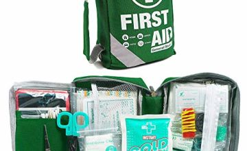 First Aid Kit - Small Compact First Aid Kit Bag(175 Piece)