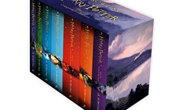The Complete Harry Potter Children's Collection