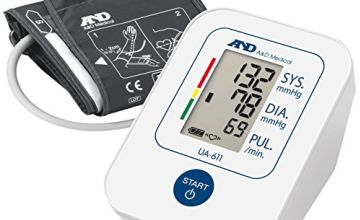 Save on A&D Medical UA-611 Upper Arm Blood Pressure Monitor and more