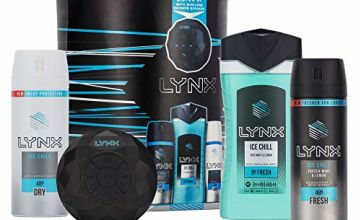 Up to 40% off Lynx Chill with Bluetooth Speaker and more