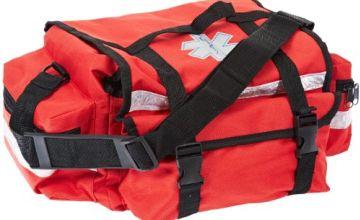 Primacare Medical Supplies KB-RO74 17 x 9 x 7-inch Trauma Bag