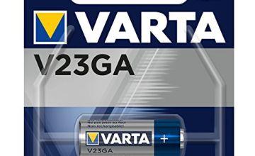 Varta V23GA/ 3LR50 Alkaline Battery - Pack of 1