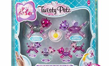 Twisty Petz 6053524 Family 6 Pack, Multicolored (Assorted Model)