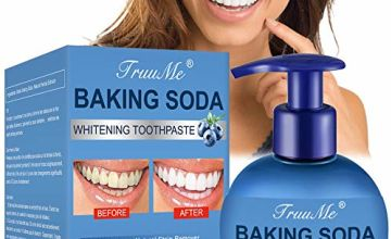Soda Toothpaste, Stain Remover Toothpaste, Teeth Whitening Toothpaste, Intensive Stain Removal Whitening Toothpaste, Baking Soda Toothpaste, Prevent Tooth Decay, Natural Stain Removal Refreshing