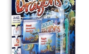 Aqua Dragons Starter/Refill, Kit