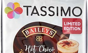 Save 15% on Tassimo Bailey Hot Chocolate and more