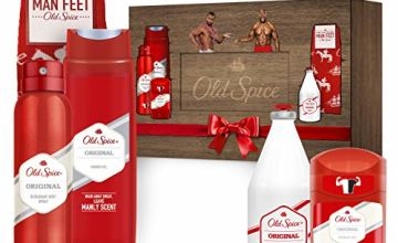 Save on Old Spice Original Gift Set For Men, Premium 4 Pack and more